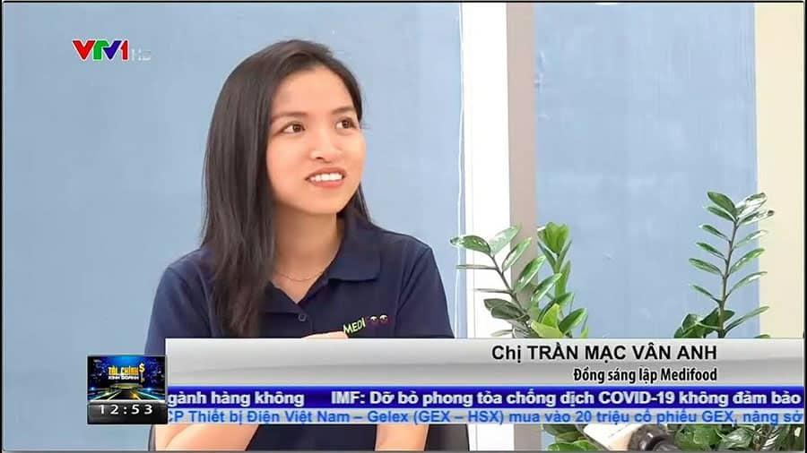 BẢN TIN TÀI CHÍNH KINH DOANH   VTV1
