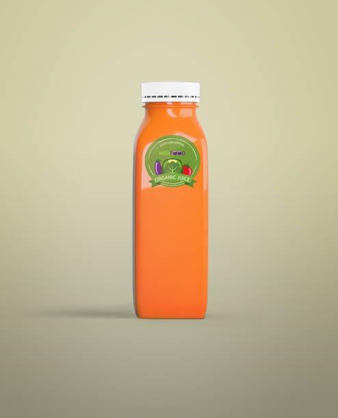 Organic Juice -1 Bottle-v2